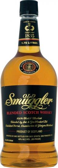 Old Smuggler Scotch Pet
