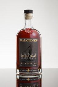 SOOH Balcones Texas 1 Single Malt