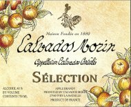 SOOH Calvados Morin Selection