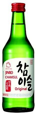 Jinro Chamisul Original Soju