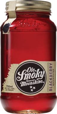 SOOH Ole Smoky Blackberry Moonshine Mini