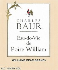 SOOH Charles Baur Poire William