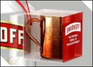 Smirnoff 80prf 1.75L w/Mini Mule Mug Ornament