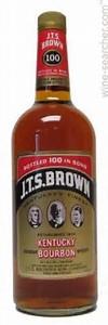 SOOH JTS Brown  Bonded Bourbon
